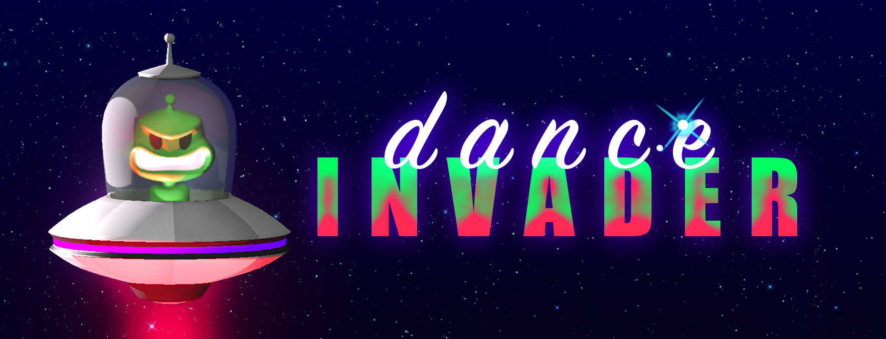 Logo de Dance Invader