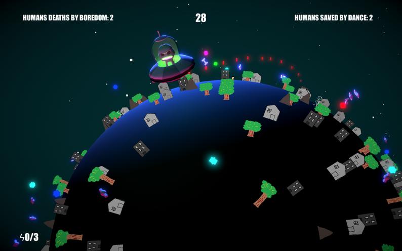 Dance Invader 02