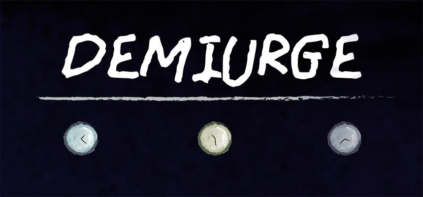Logo de Demiurge