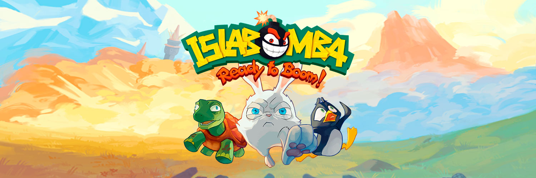 Logo de Islabomba: Ready to Boom